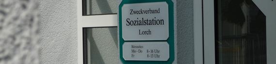Sozialstation Lorch